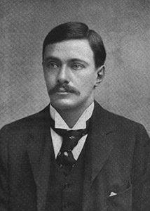 E. F. Benson, aged 27