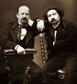 Émile Erckmann and Alexandre Chatrian