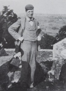 M.R. James in Westmorland, 1903 (age 41)