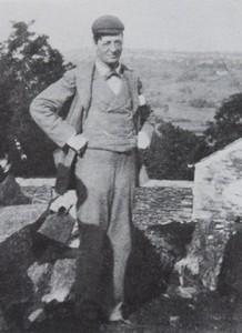 M.R. James in Westmorland, 1903 (age 41)