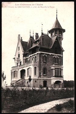 Le Chateau de Chavaudon, Marcilly-le-Hayer