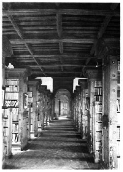 The Old Library at Cambridge University
