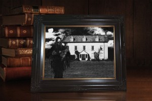 Mezzotint Image by Stephen Gray (thin-ghost.org)